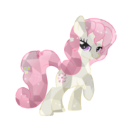 Mighty heart crystal pony by posey 11-d73yfyh