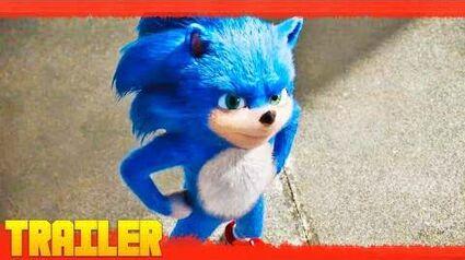 Sonic La Película (2019) Primer Tráiler Oficial Español-2
