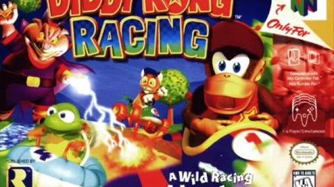 Diddy Kong Racing Soundtrack - Main Theme