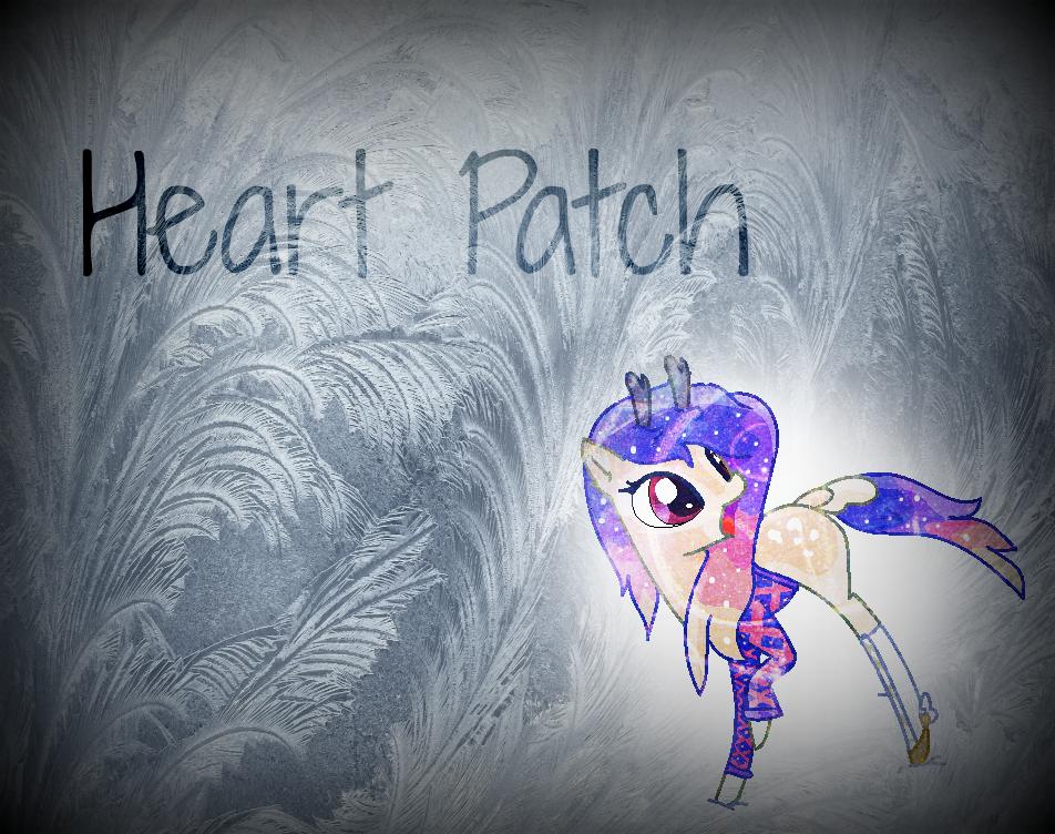 Heart peach wallpaper
