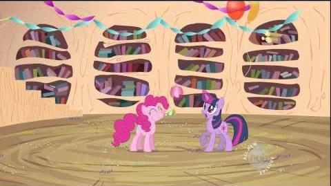 Pinkie Pie - Happy birthday!
