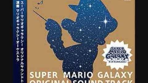 Super Mario Galaxy Music Gusty Garden Galaxy