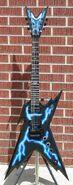 Dean Razorback Dimebag Floyd Lightning 2010 6-String Electric Guitar