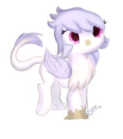 Griffin new oc