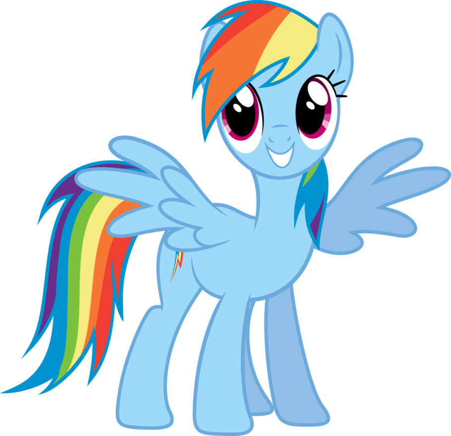 Rainbow Dash | Wiki Mi Pequeño Pony: Fan Labor | FANDOM powered by Wikia