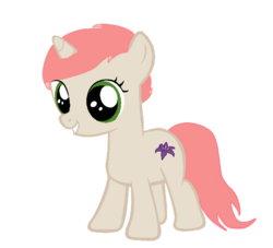 Yarin Cloud filly version potra by Rainy