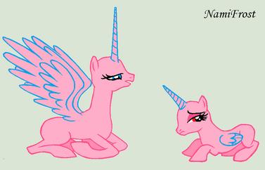 Alicorn base 10 by namifrost-d6moryy