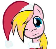 Christmas pony base by zoul okamitzu-d5pa6gh