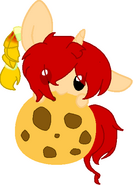 Waflles that have an cookie aperance