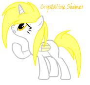 Crystaline Shimer
