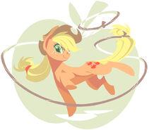 My little pony fanart applejack by np447235-d5lbyfi