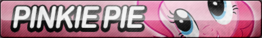 Pinkie pie button requested by super hedgehog-d5g83ge