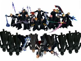 The first and second organization xiii by vexenrandomdrawerguy-d4w5zui