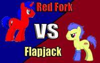 Red Fork vs Flapjack