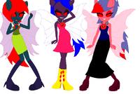 Glaze Group 3