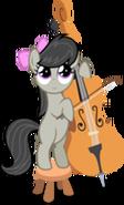 139px-Music lesson vector of octavia by agamnentzar-d5oi46p