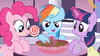 660px-Rainbow Dash playing with the chocolate bowl S2E9