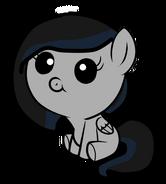 Black Cutie filly