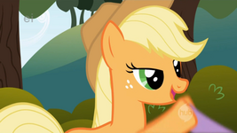 AppleJack Introduces herself