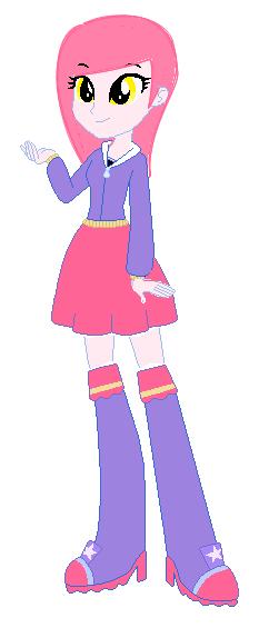 Cristal Rose Equesria Girls - 01