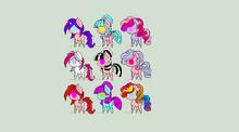 Ponys Adoptables 2