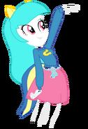 Cotton Heart Equestria Girls - star now, make a chance
