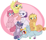 My little kittens by rppirate-d4oivcd