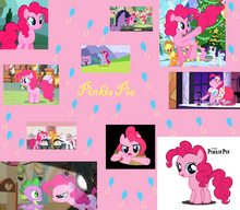Pinkie Piecollage