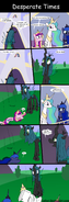 Mlp desperate times by loceri-d53czxo