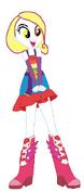 Devon y candy rainbow vestido rainbow eg