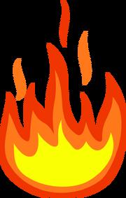 Fire cutie mark by rildraw-d4sngls