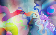 Trixie s magical wallpaper abstract by tom the rock-d4w6ejp