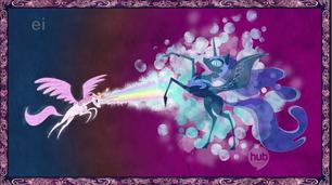 20120918054810!Celestia Defeats Nightmare Moon S01E01