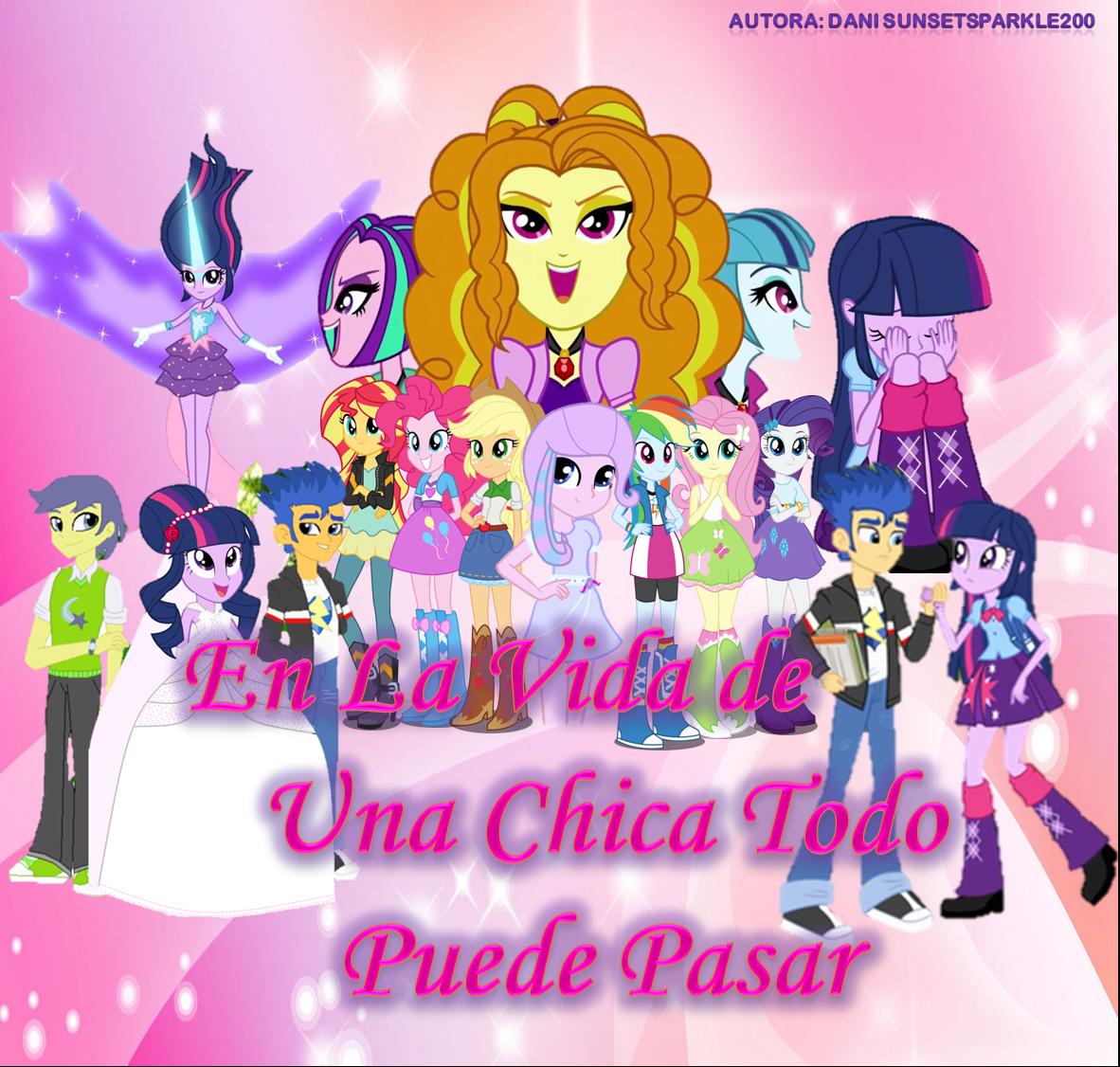 En La Vida de una Chica todo puede pasar | Wiki Mi Pequeño Pony: Fan ...