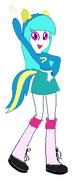 Cotton Heart Equestria Girls - Canterlot wodercolts