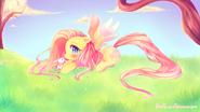 Fluttershy by yamio-d4pwj41