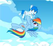 Rainbow and Spirit