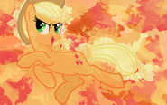 Applejack wallpaper 2 by thelawn-d4fzseu