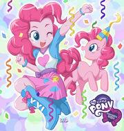 Equestria girls pinkie pie by uotapo-d6j0ynh