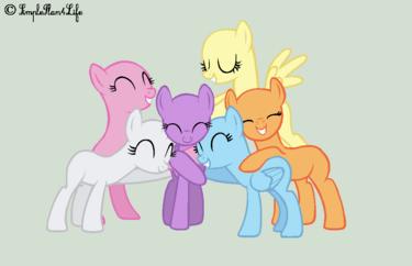 Group hug base by simpleplan4life-d5xl8ji