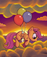 Scootaloo-Being-Cute