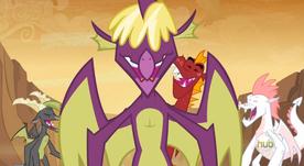 Teenage Dragons