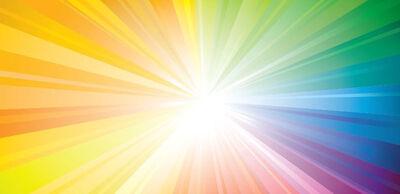 Destello-colores-vectores-gratis