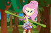 Fluttershy is about to shoot you by amante56-d8w5pam