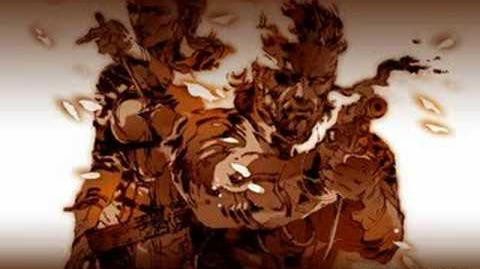 Metal Gear Solid 3 Soundtrack- Way To Fall