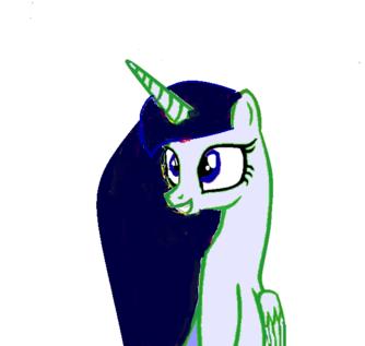 Standing pony base by galaxywonders-d74sc7e