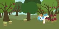 Mlp fim sweet apple acres bg by tithenluin-d3i4fse