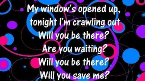 Hurry Up And Save Me-Tiffany Giardina LYRICS