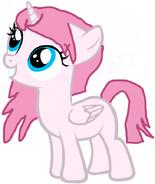 Pink ptrilla
