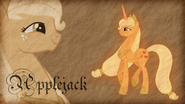 Princess applejack by jamey4-d4tiszs